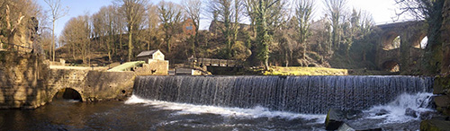 Torrs Hydro in New Mills, Derbyshire
